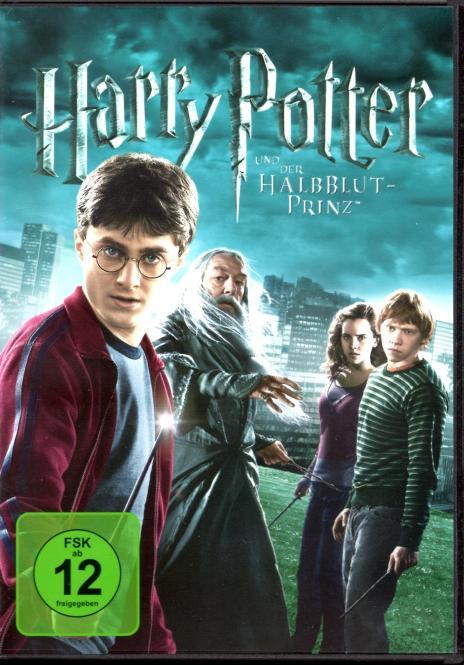 Harry Potter 6 - Der Halbblutprinz