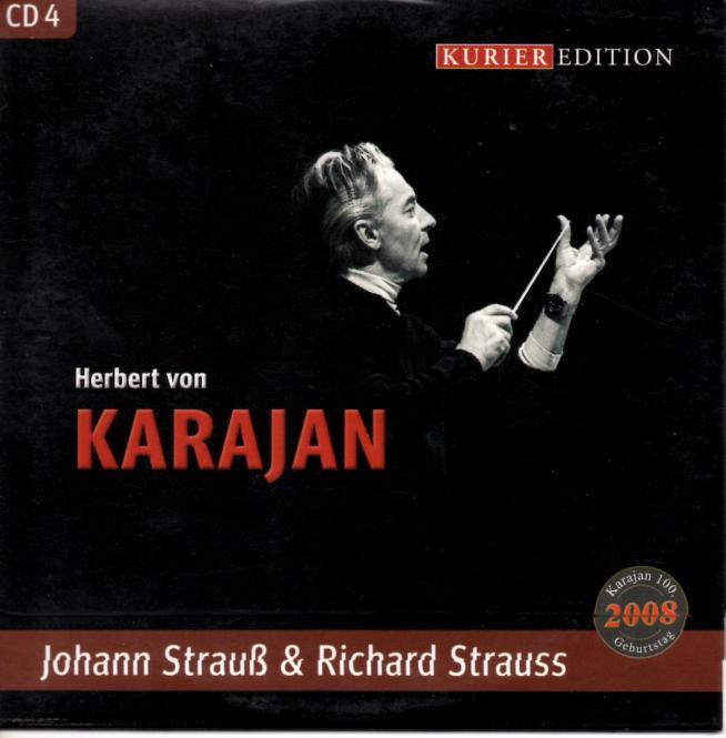 Herbert Von Karajan - CD4