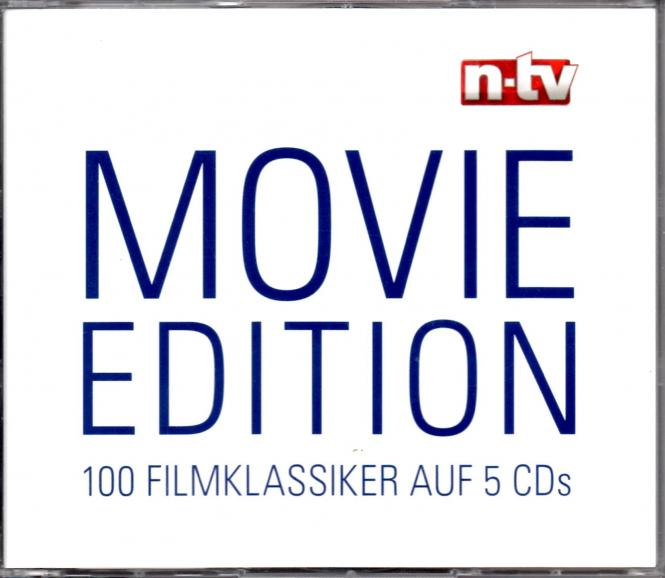 Movie Edition - 100 Filmklassiker (5CD)