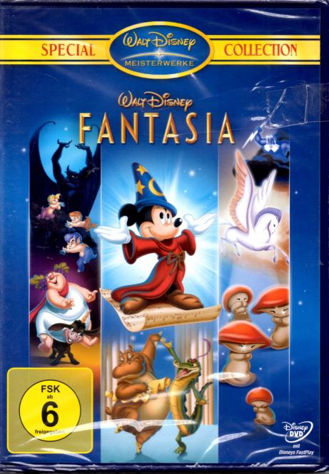 Fantasia (Disney) (Special Collection) (Rarität)