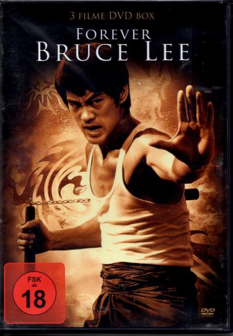Forever Bruce Lee-Box Mit 3 Filme