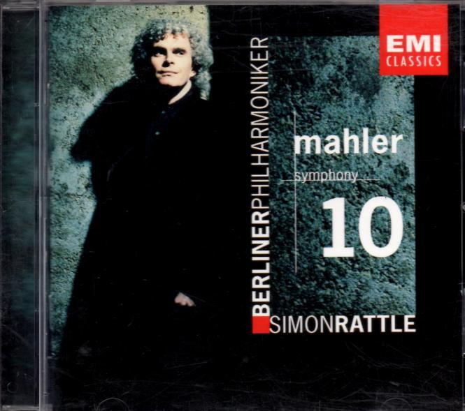 Mahler - Symphony Nr. 10 (Siehe Info unten)