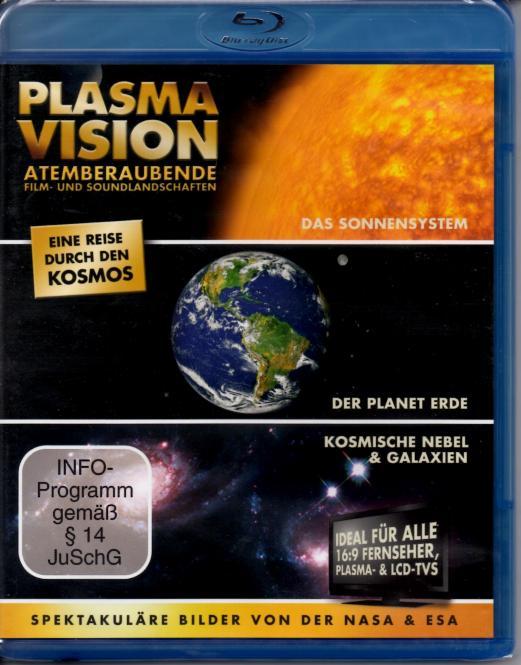 Eine Reise Durch Den Kosmos - Plasma Vision