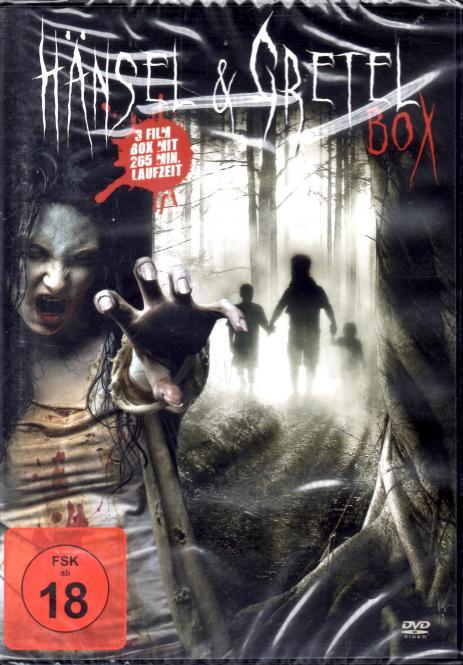 Hänsel & Gretel - Box (Hänsel Und Gretel + Das Dornröschen Massaker + Das Hänsel & Gretel Massaker