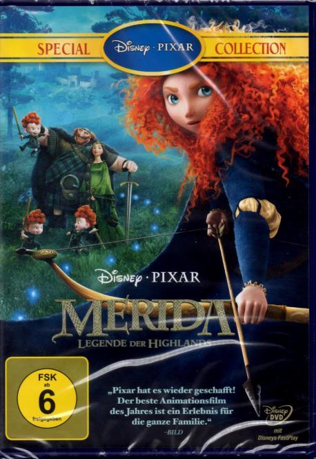 Merida (Disney)  (Special Collection)