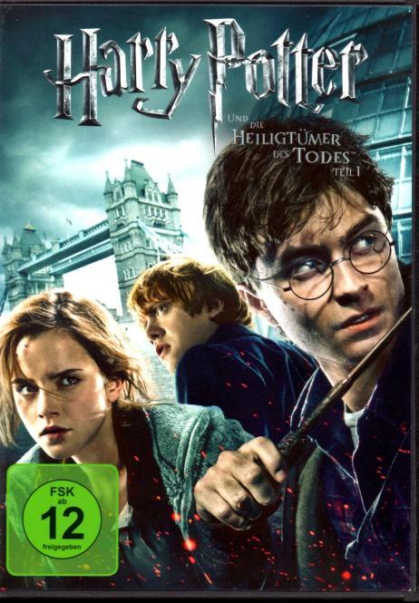 Harry Potter 7.1 - Heiligtümer Des Todes