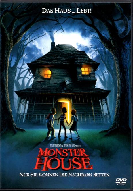 Monster House (Animation) (Siehe Info unten)