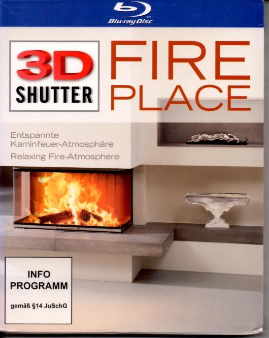 Fireplace - Kaminfeuer-Atmosphäre