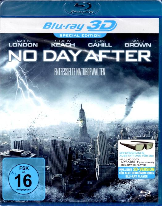 No Day After (2D & 3D Version) (Special Edition)