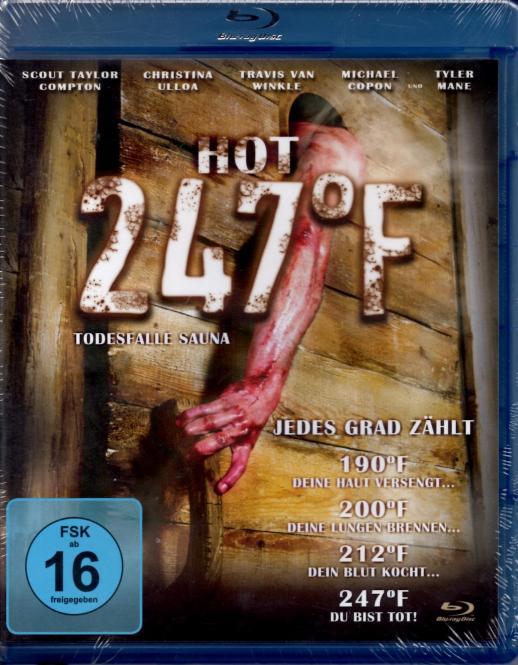 Hot 247 F - Todesfalle Sauna