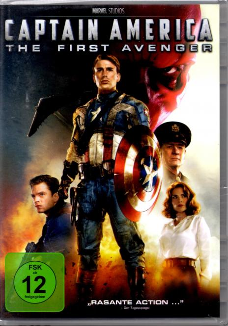 Captain America 1 - The First Avenger (Marvel)
