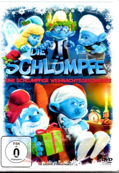 Die Schlümpfe - Eine Schlumpfige Weihnachtsgeschichte
