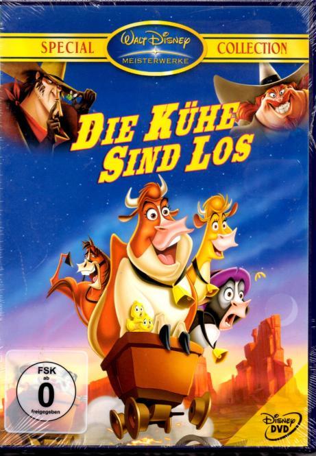 Die Kühe Sind Los (Disney)