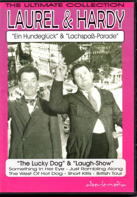 Laurel & Hardy - Ein Hundeglück (Klassiker)