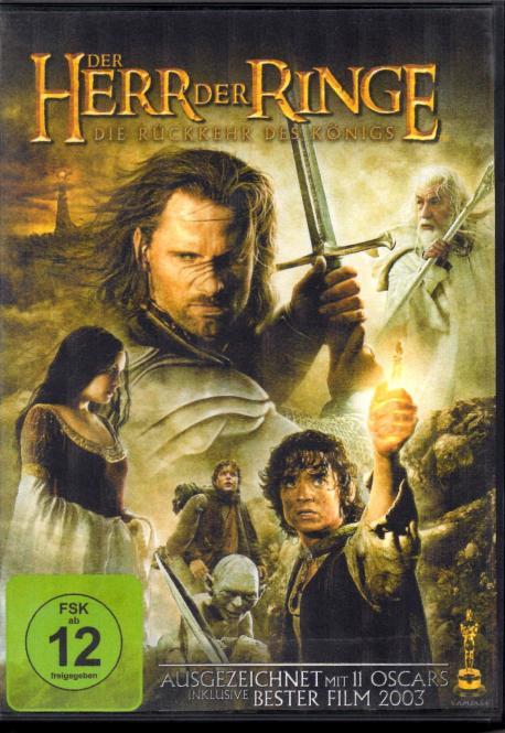 Der Herr Der Ringe 3 - Die Rückkehr Des Königs