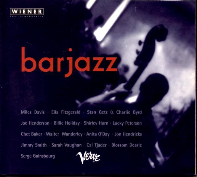 Barjazz - Vol.1 (Rarität) (Siehe Info unten)