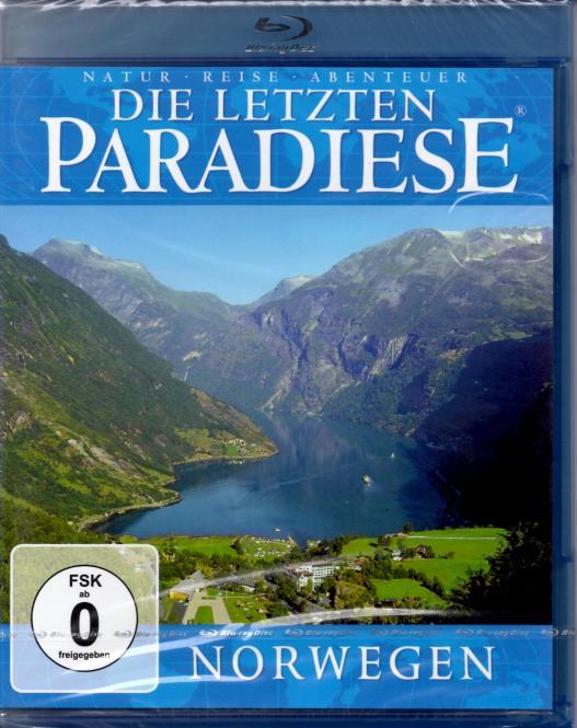 Norwegen: Die Letzten Paradiese