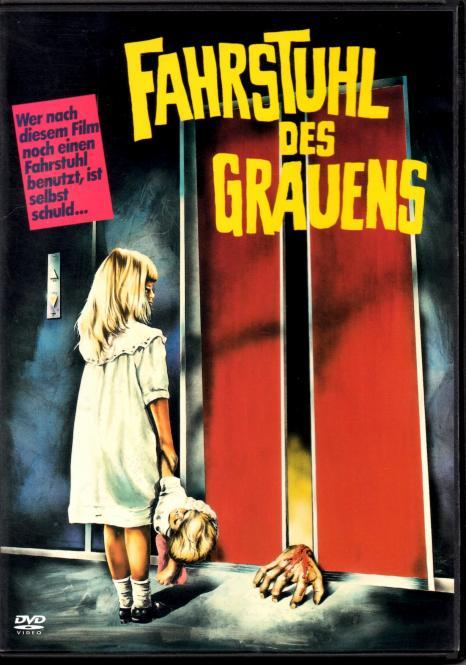 Fahrstuhl Des Grauens (Rarität)