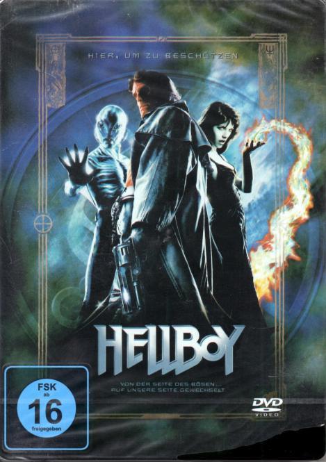 Hellboy 1 (Steelbox)