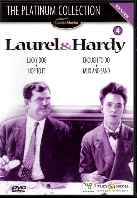 Laurel & Hardy 4 (Klassiker)