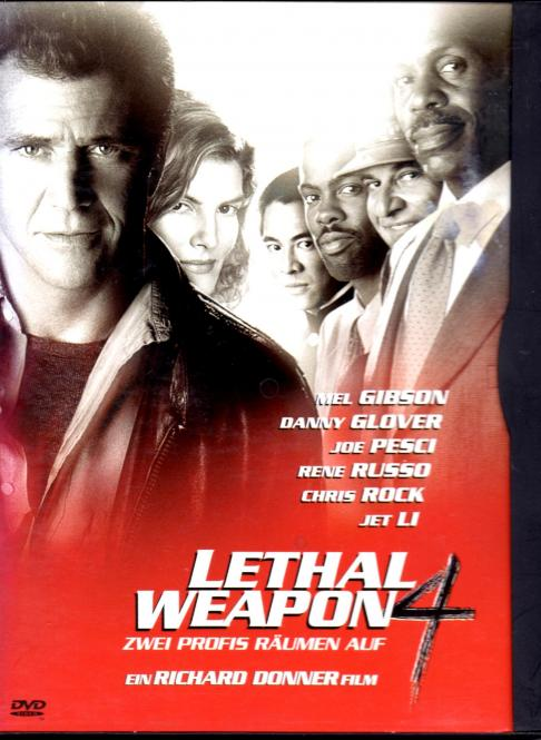 Lethal Weapon 4 (Kinoversion)