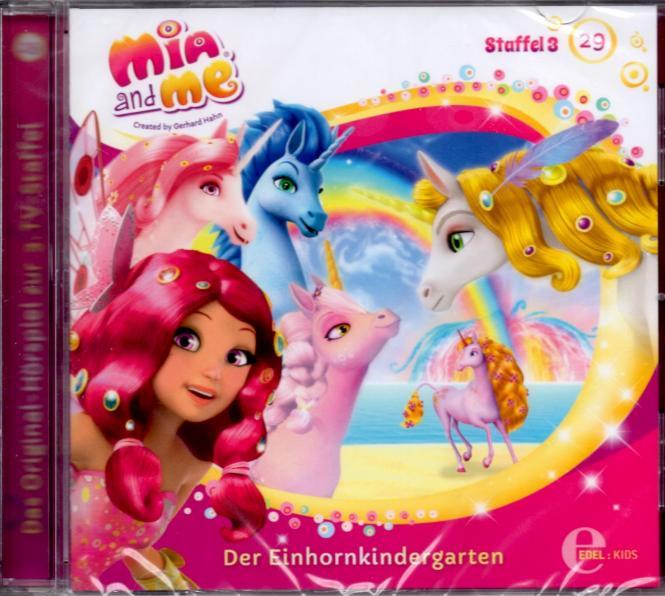 Mia And Me - Der Einhornkindergarten