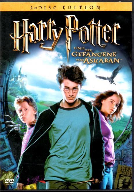 Harry Potter 3 - Der Gefangene Von Askaban (2 DVD) (Siehe Info unten)