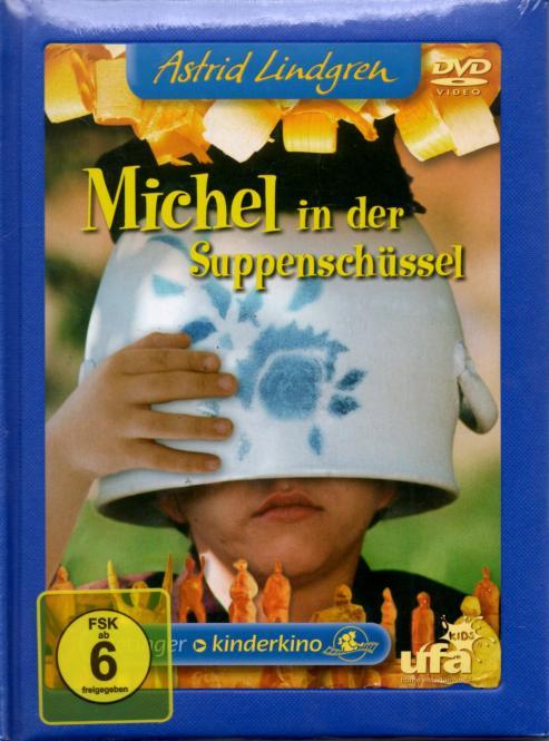 Michel In Der Suppenschüssel (Special Buchformat-Edition Mit Heftchen)