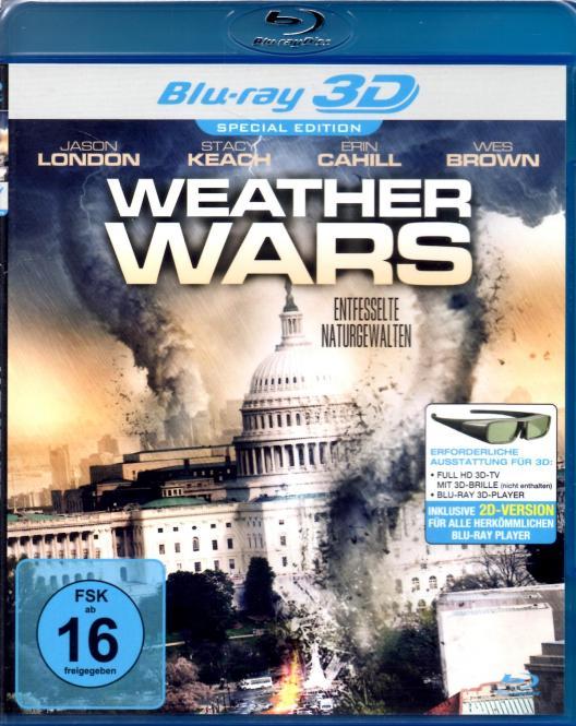 Weather Wars (In 2D & 3D Abspielbar) (Special Edition)