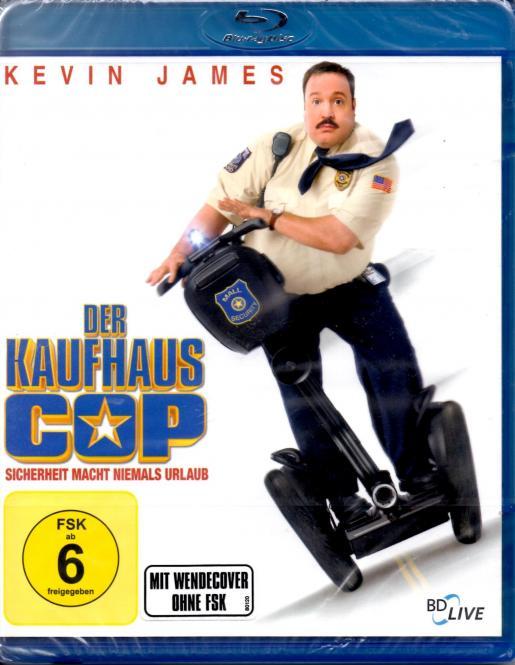 Der Kaufhaus Cop 1