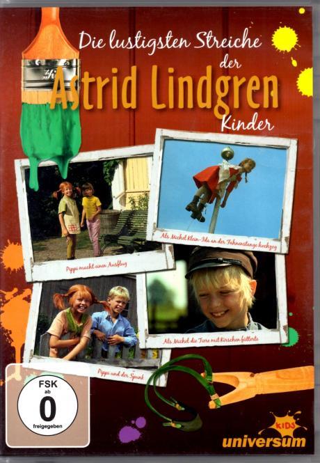 Die Lustigsten Streiche Der Astrid Lindgren Kinder
