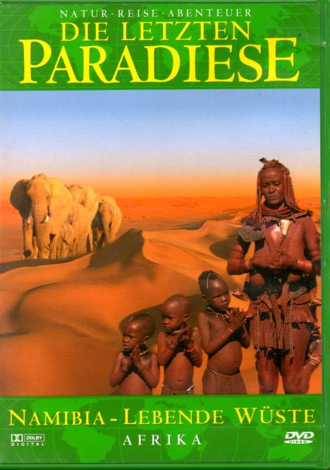 Namibia - Lebende Wüste