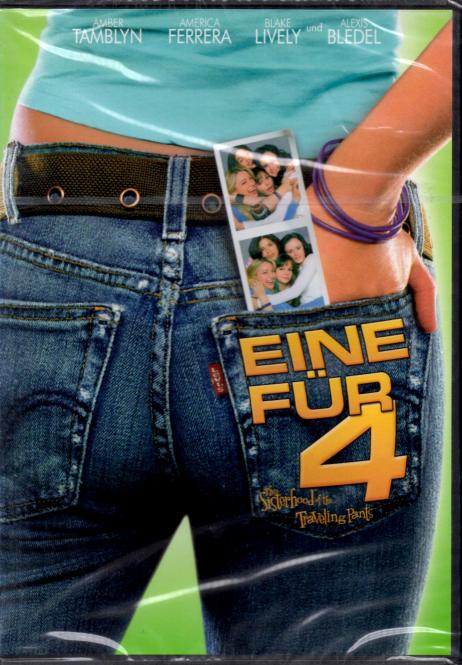 Eine Für 4 (1) - Sisterhood Of The Traveling Pants