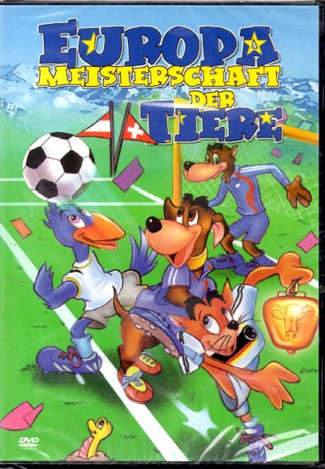 Europa-Meisterschaft Der Tiere