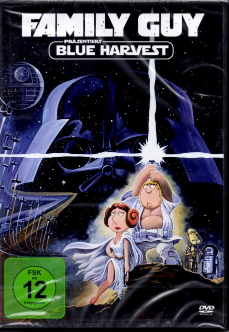 Family Guy - Blue Harvest