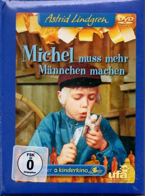 Michel Muss Mehr Männchen Machen (Special Buchformat-Edition Mit Heftchen)