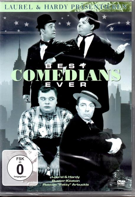 Laurel & Hardy - Best Comedians Ever (Klassiker)