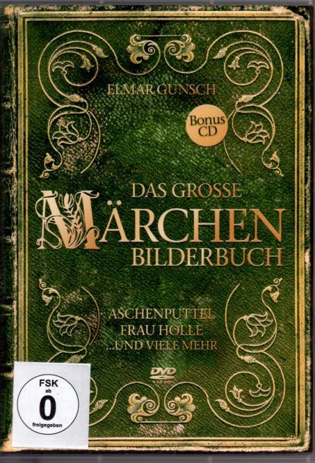 Das Grosse Märchen-Bilderbuch