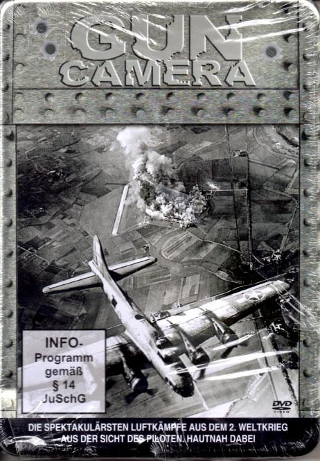 Gun Camera (Doku) (Steelbox)