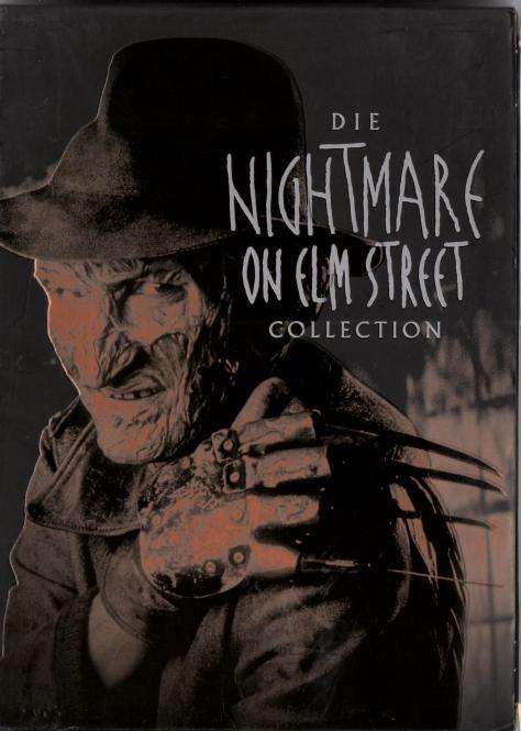Die Nightmare On Elm Street - Collection