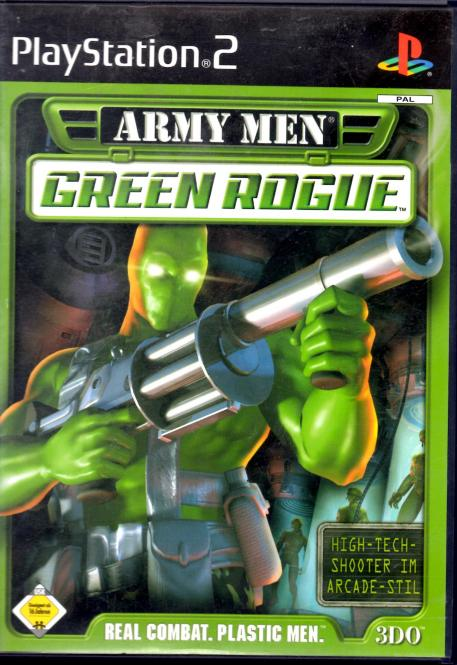 Army Men - Green Rogue
