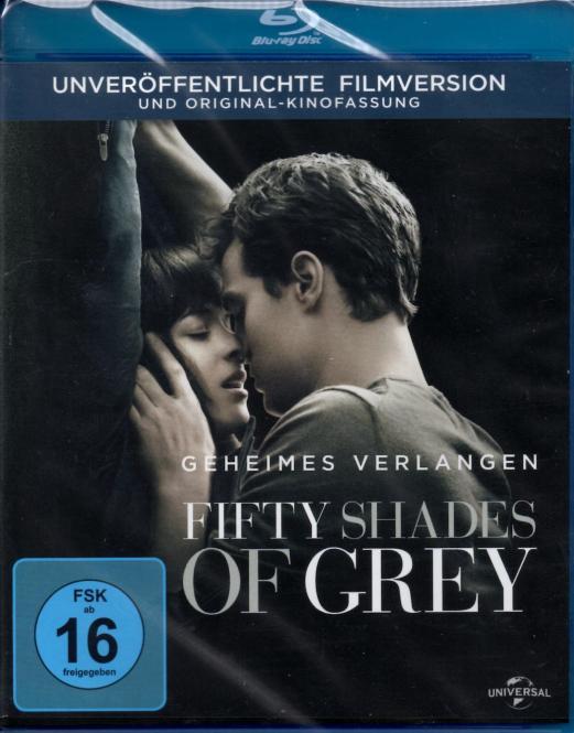 50 Shades Of Grey Unveröffentlichte Version