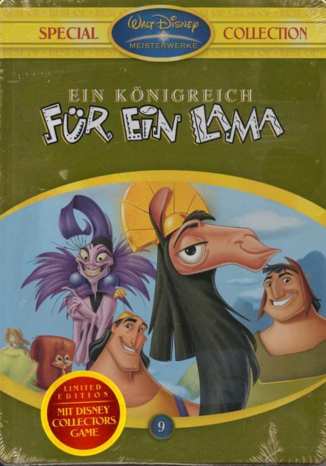 Ein Königreich Für Ein Lama 1 (Disney)  (Steelbox)