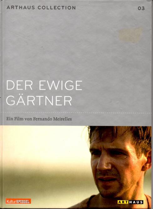 Der Ewige Gärtner (Mit Booklet)