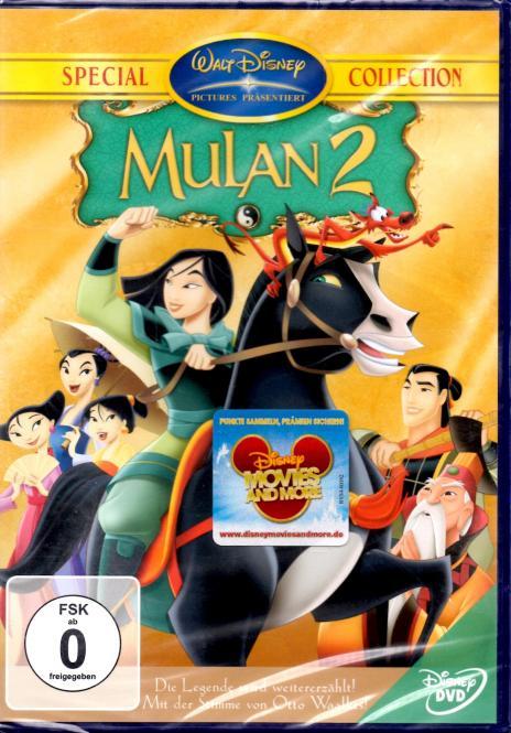Mulan 2 (Disney) (Animation)