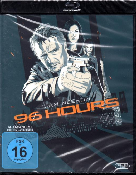 96 Hours 1 - Taken 1 (Edition Exklusiv)