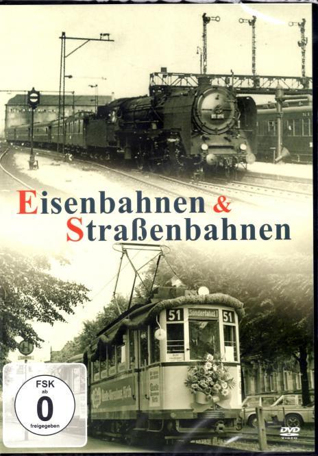 Eisenbahnen & Strassenbahnen (Doku)