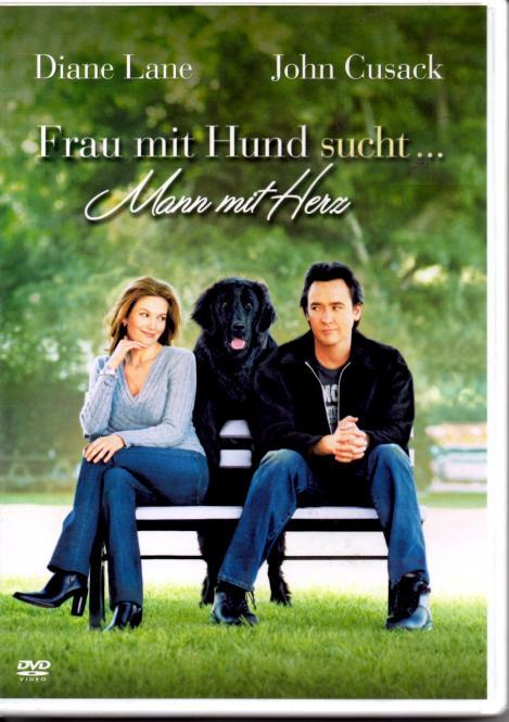 Frau Mit Hund Sucht … Mann Mit Herz