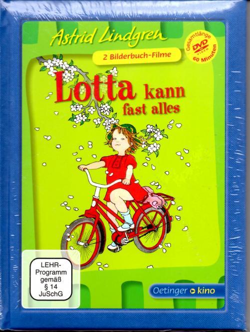Lotta Kann Fast Alles (Special Buchformat-Edition Mit Heftchen)