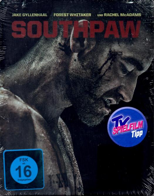 Southpaw (Limited Edition) (Steelbox) (Mit 16 Seitigem Booklet)
